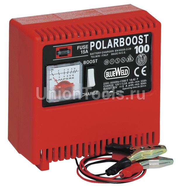 Однофазное переносное зарядное устройство POLARBOOST 100