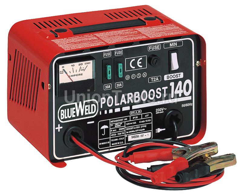 Однофазное переносное зарядное устройство POLARBOOST 140