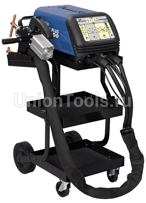 Однофазный электронный сварочный аппарат точечной сварки DIGITAL PLUS 7000