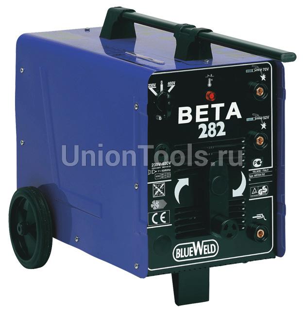 Однофазный передвижной сварочный трансформатор BETA 282