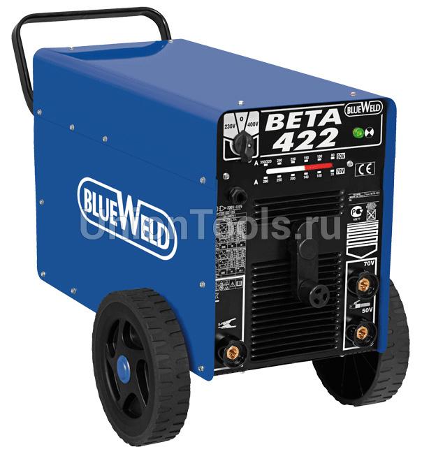 Однофазный передвижной сварочный трансформатор BETA 422