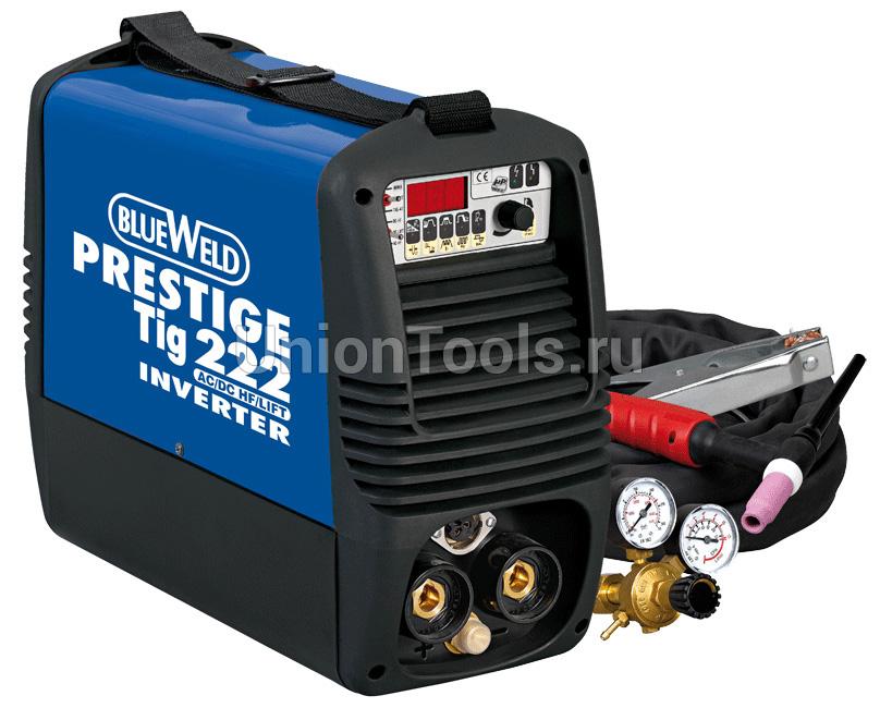 Переносной инвертор PRESTIGE TIG 222