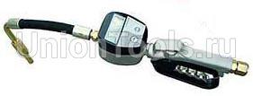 Пистолет для маслораздачи с электронным счетчиком