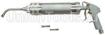 Пневматический пистолет для нанесения мастик, наполнителей и силиконовых составов, расфасованных в картриджи