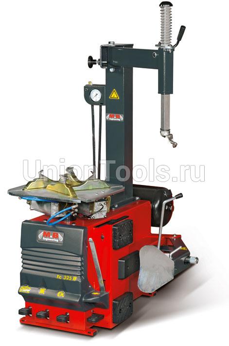 Полуавтоматический шиномонтажный стенд MB TC 325 IT