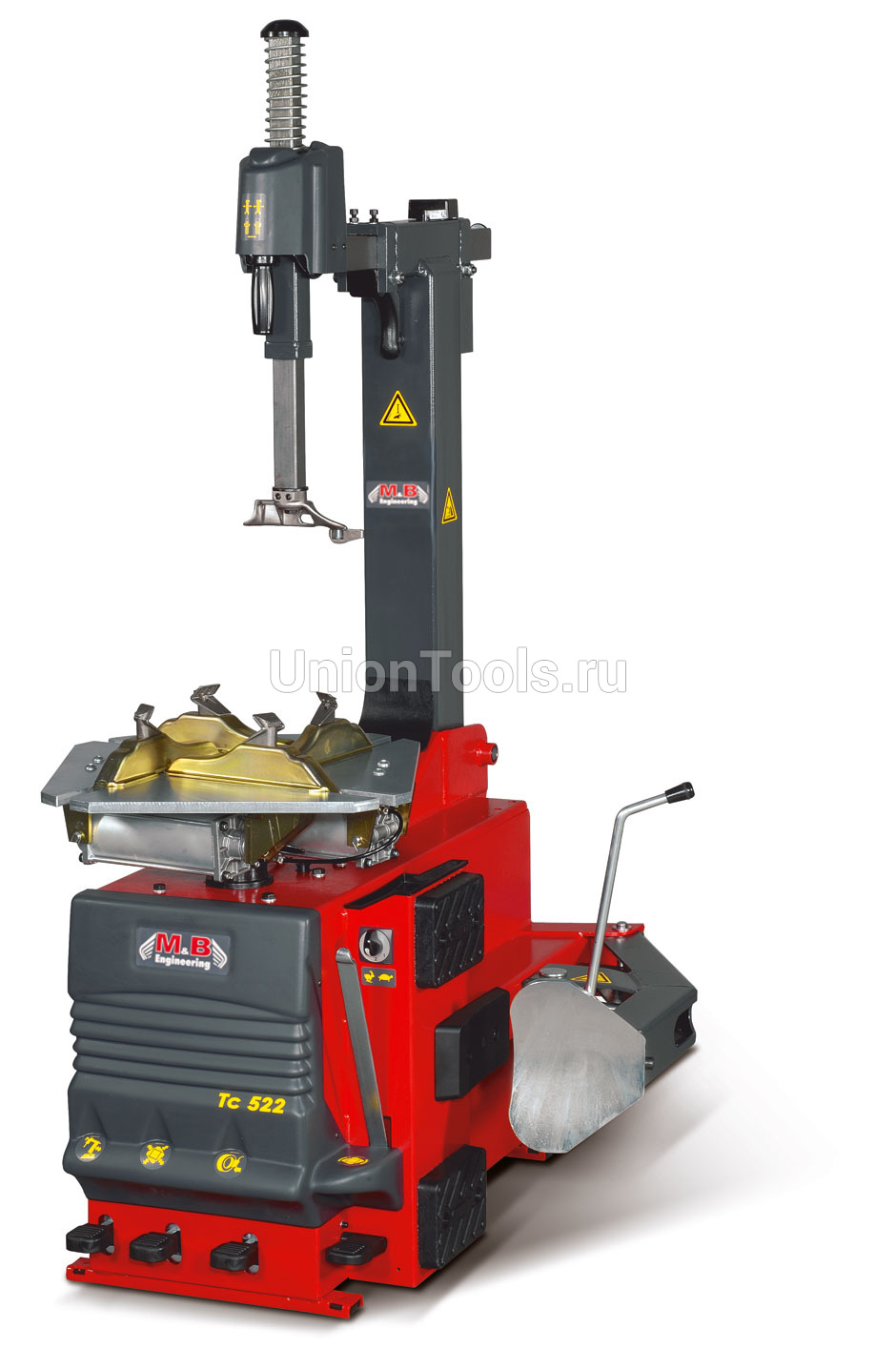 Автоматический шиномонтажный стенд MB TC 522 IT