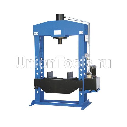 Пресс электрогидравлический 100 т. с подвижным цилиндром