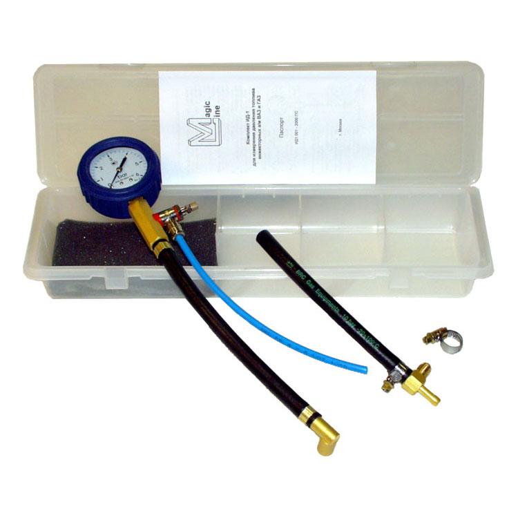 Прибор для измерения давления топлива в системах впрыска топлива
