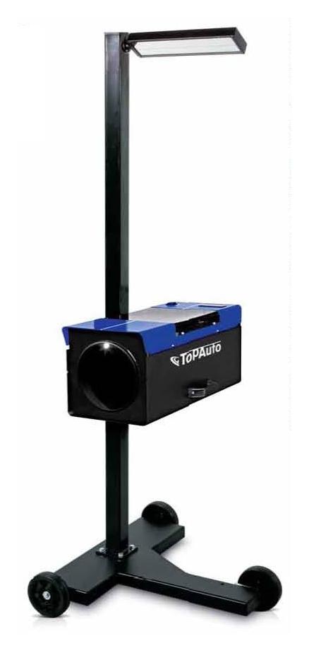 Прибор проверки и регулировки света фар оптико-механический
