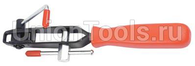 Приспособление для установки ленточных хомутов ШРУСа с резаком