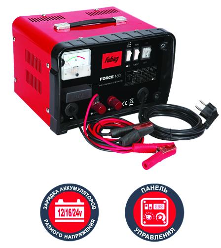 Пуско-зарядное устройство с традиционным режимом зарядки