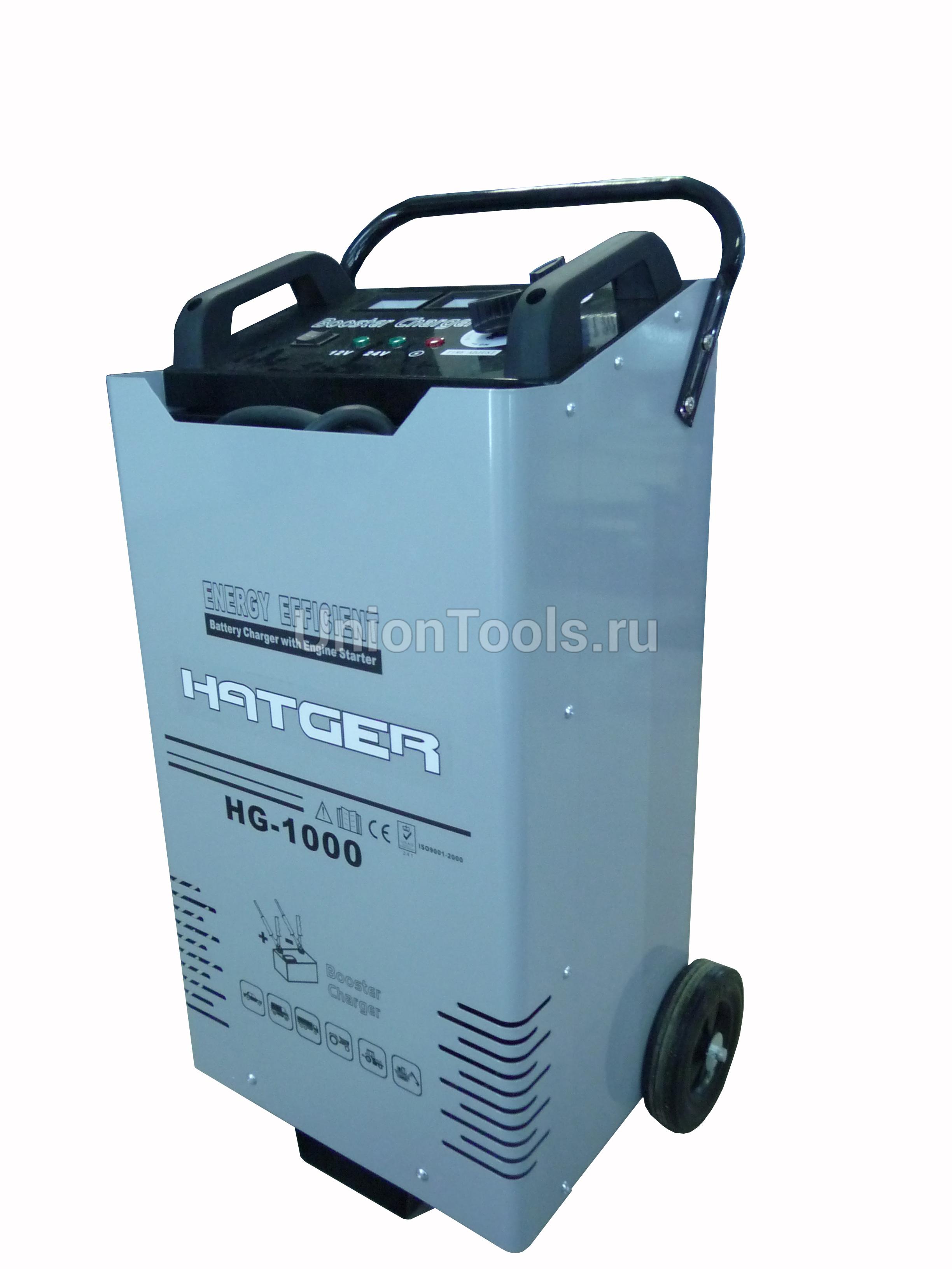Пуско-зарядное устройство HG-1000