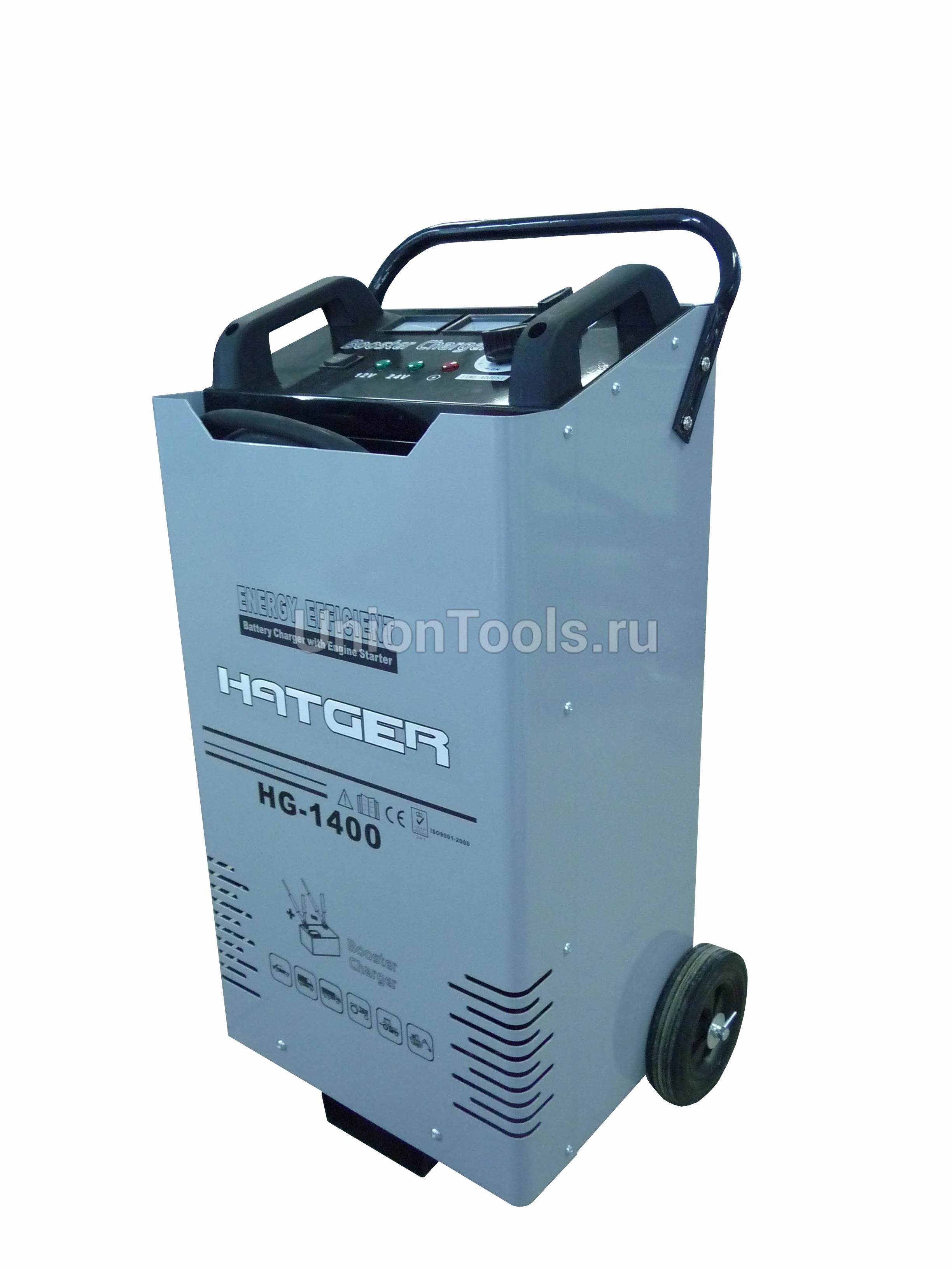 Пуско-зарядное устройство HG-1400