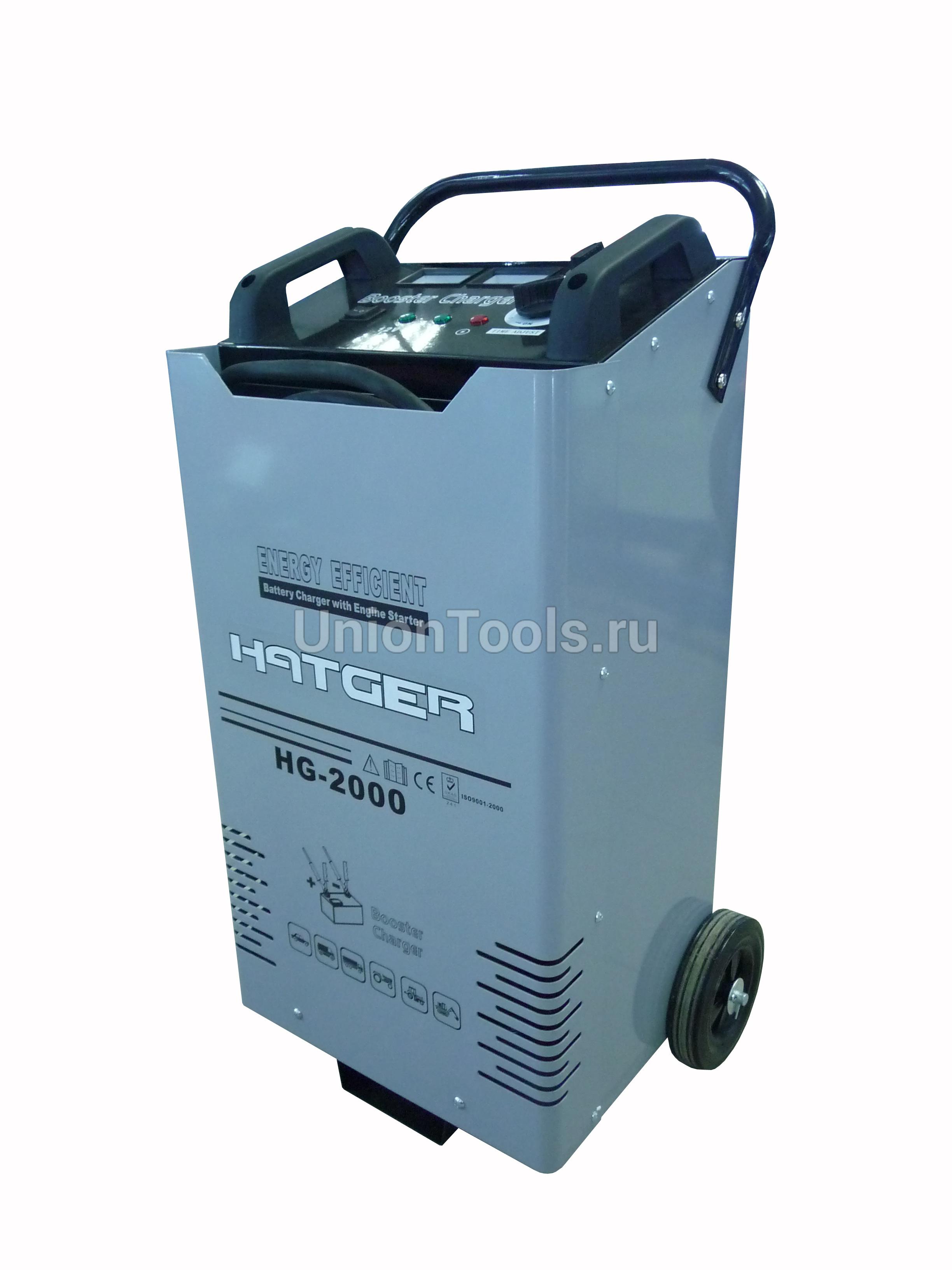 Пуско-зарядное устройство HG-2000