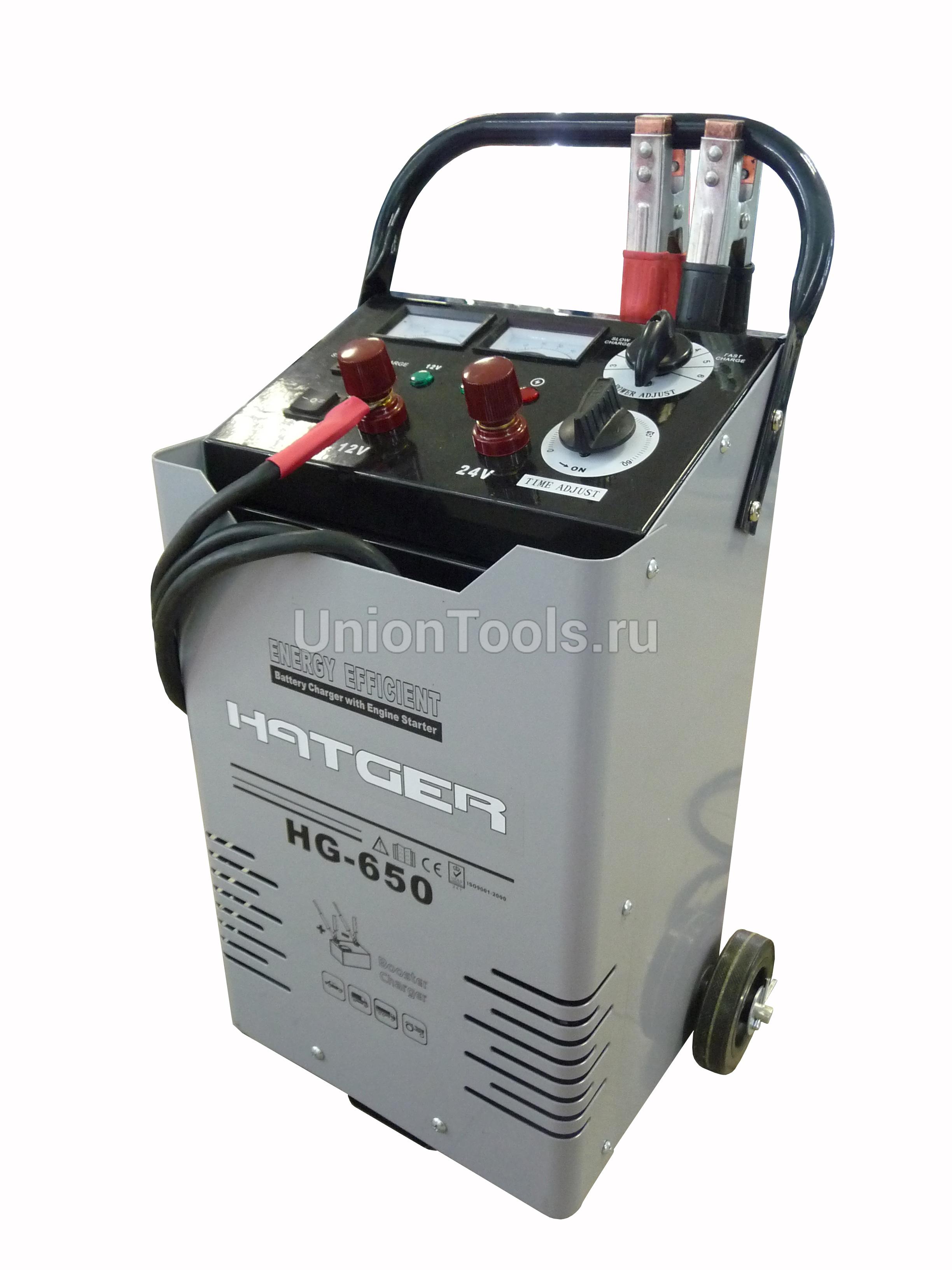 Пуско-зарядное устройство HG-650
