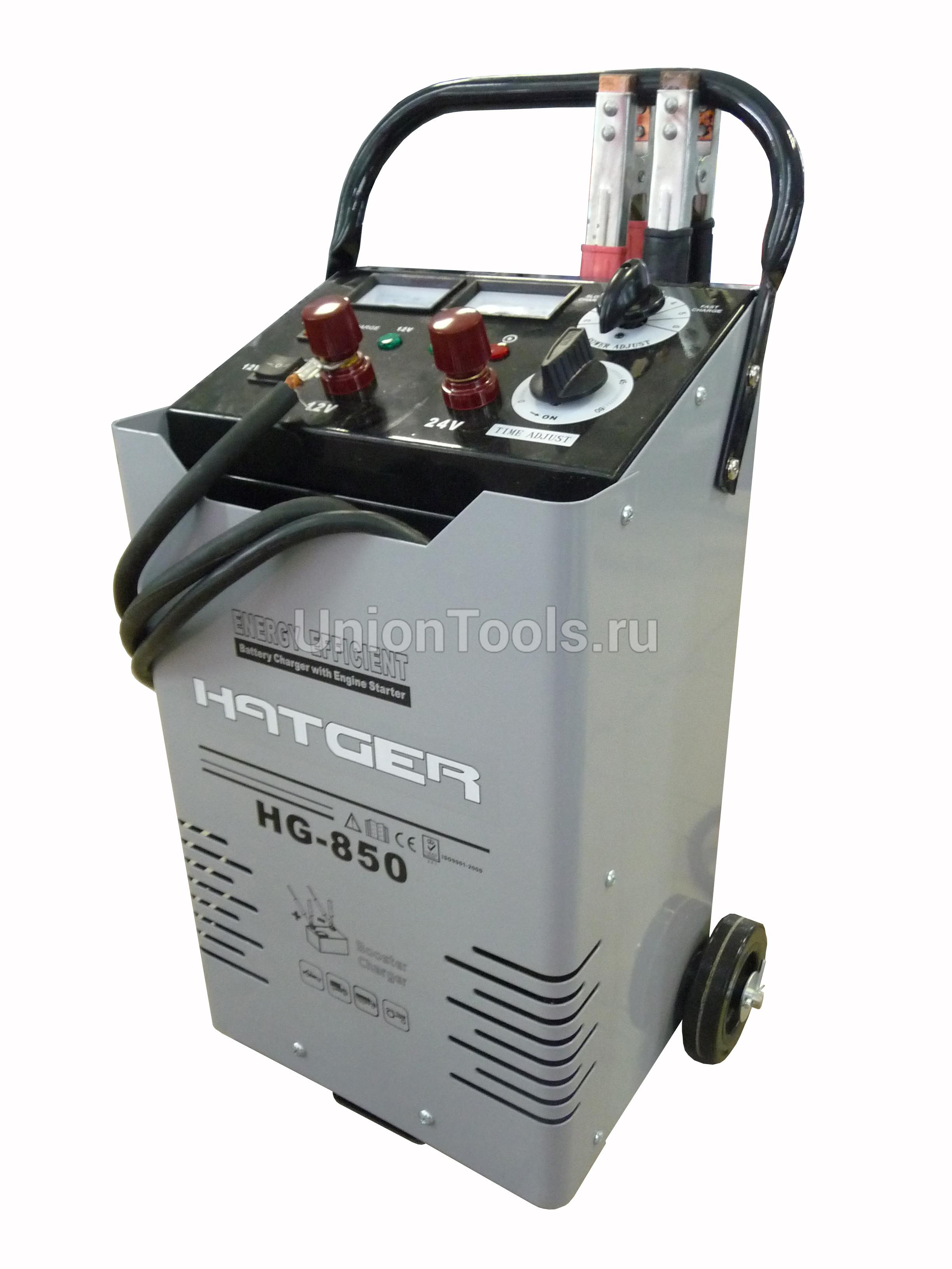 Пуско-зарядное устройство HG-850