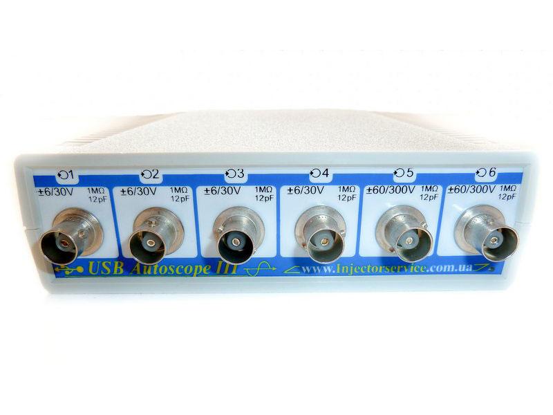 Сканер USB Autoscope III