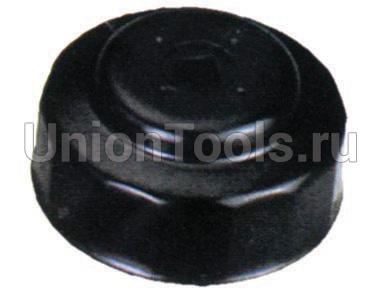 Съёмник масляных фильтров торцевой. 76 мм, 14 гр