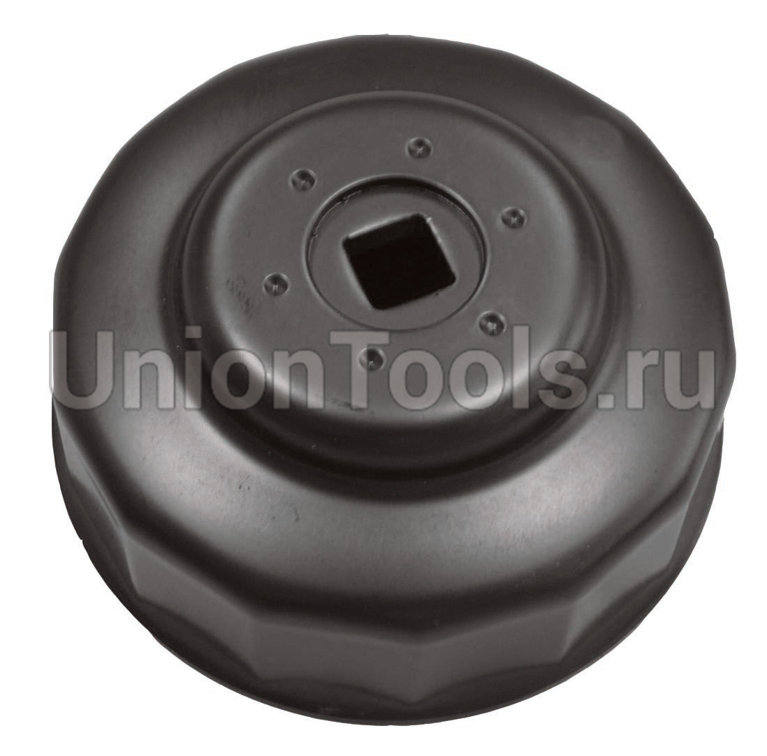 Съёмник масляных фильтров торцевой. 86 мм, 16 гр