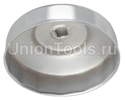 Съёмник масляных фильтров торцевой. 76 мм, 12 гр