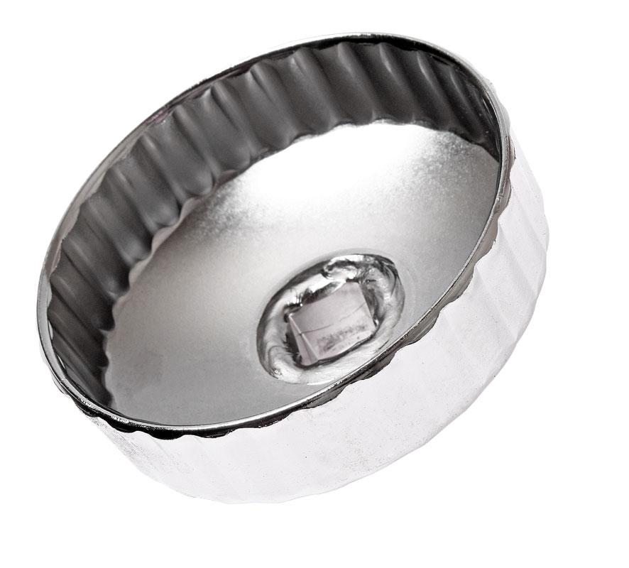 Съёмник масляных фильтров торцевой. 76 мм, 30 гр.