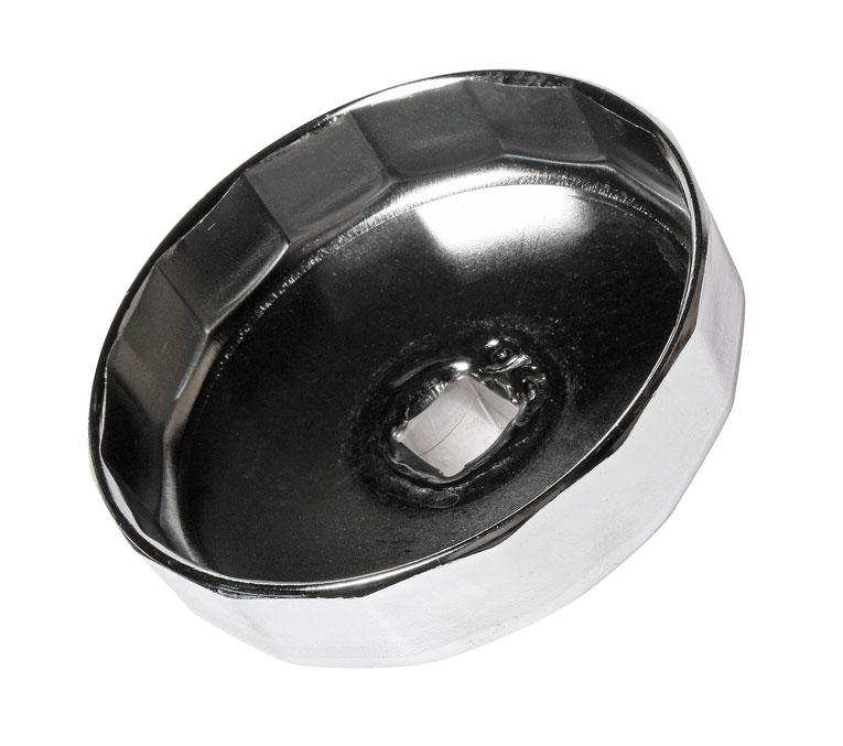 Съёмник масляных фильтров торцевой. 79 мм, 15 гр.