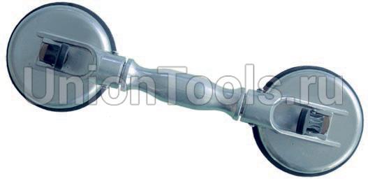 Съемник стекол вакуумный металлический двойной