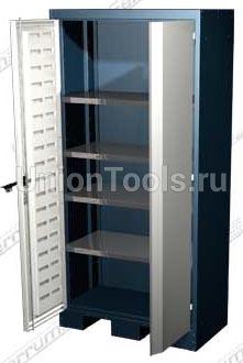 Шкаф для оснастки и инструмента, 4 полки.