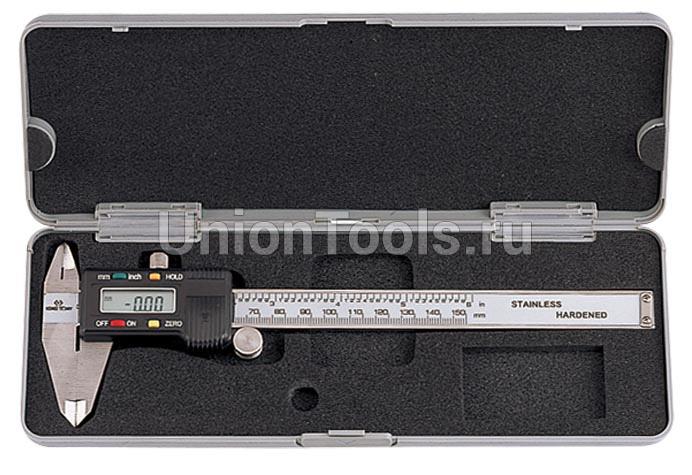 Штангенциркуль с электронным индикатором в ассортименте