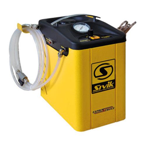 Установка для замены жидкости в стандартных тормозных системах и системах с ABS