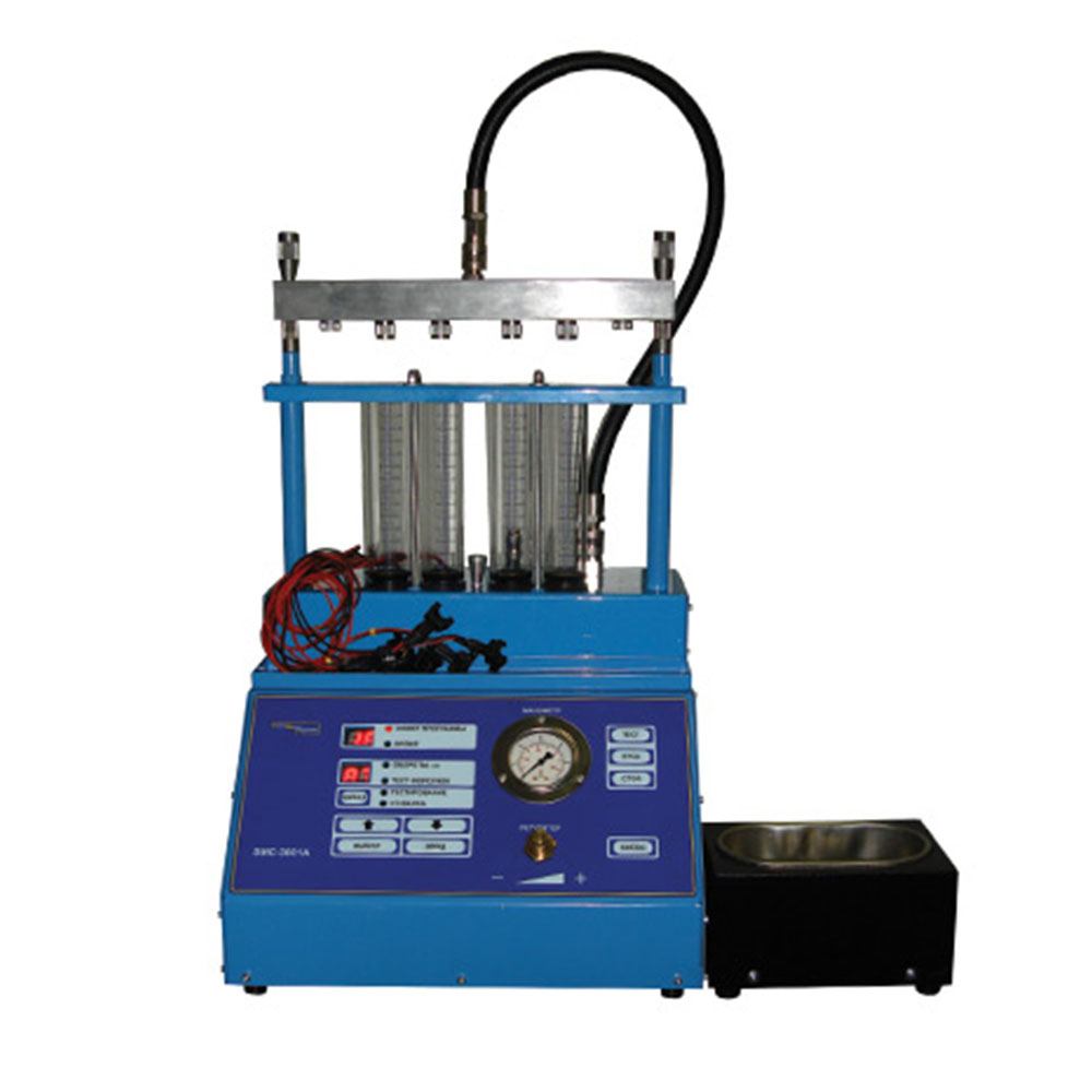 Стенды SMC-3001A для тестирования  и ультразвуковой очистки форсунок бензиновых двигателей