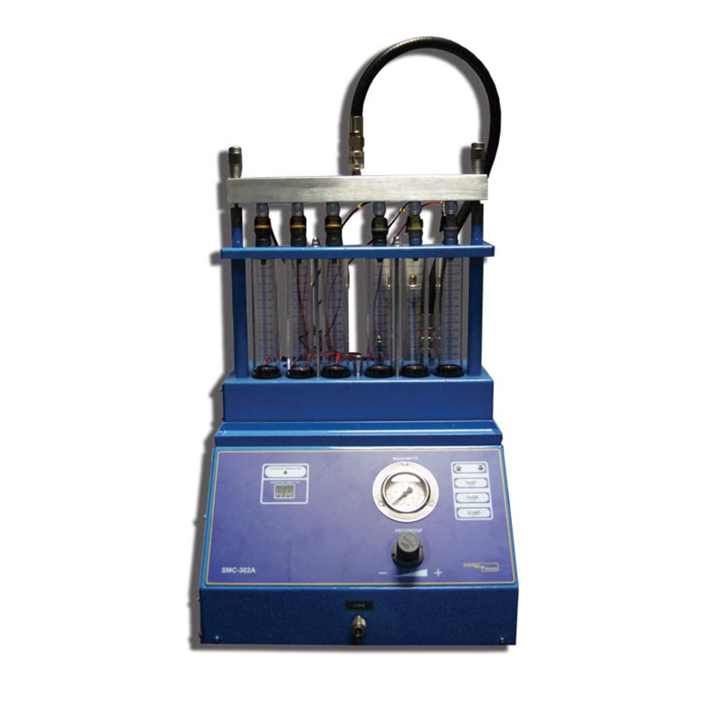 Стенды серии SMC-301A для тестирования и ультразвуковой очистки  форсунок бензиновых двигателей