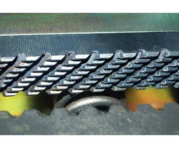 Сменные вставки для зажимов за отбортовку порогов