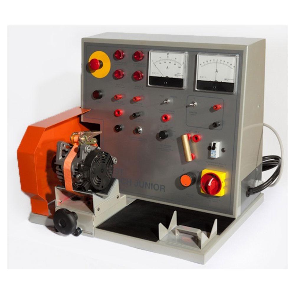 Малый испытательный аналоговый стенд в настольном исполнении для проверки электрооборудования