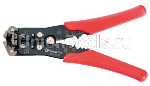 Стриппер для зачистки, резки проводов и обжимки изолированных клемм
