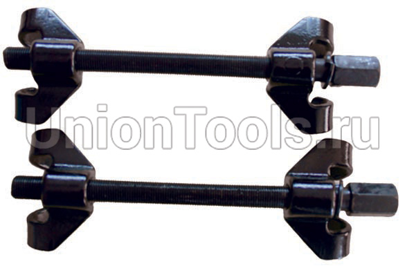 Стяжка пружин двойной крюк 270 мм