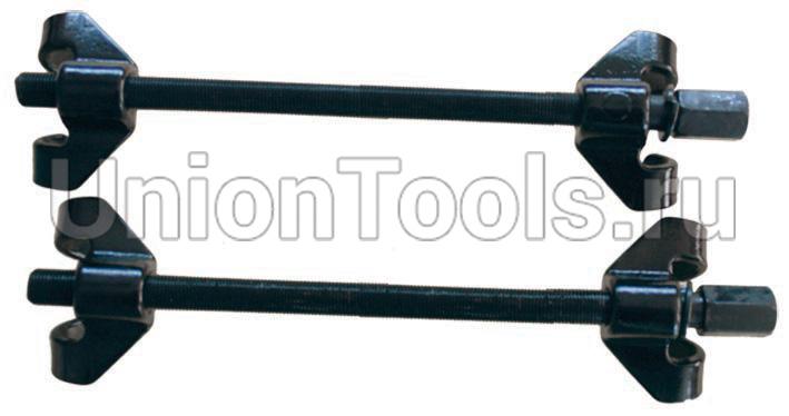 Стяжка пружин двойной крюк 370 мм