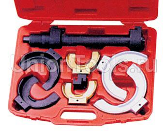 Стяжка пружин с коваными U-образными держателями для подвески MacPherson усиленная