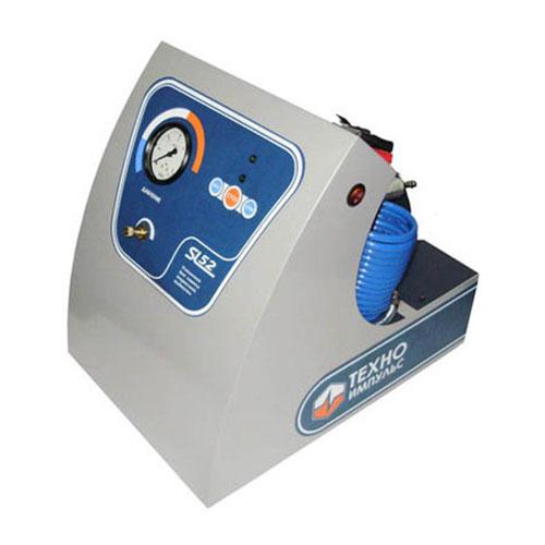 Компактная автоматическая установка для замены жидкости в стандартных тормозных системах и системах с ABS