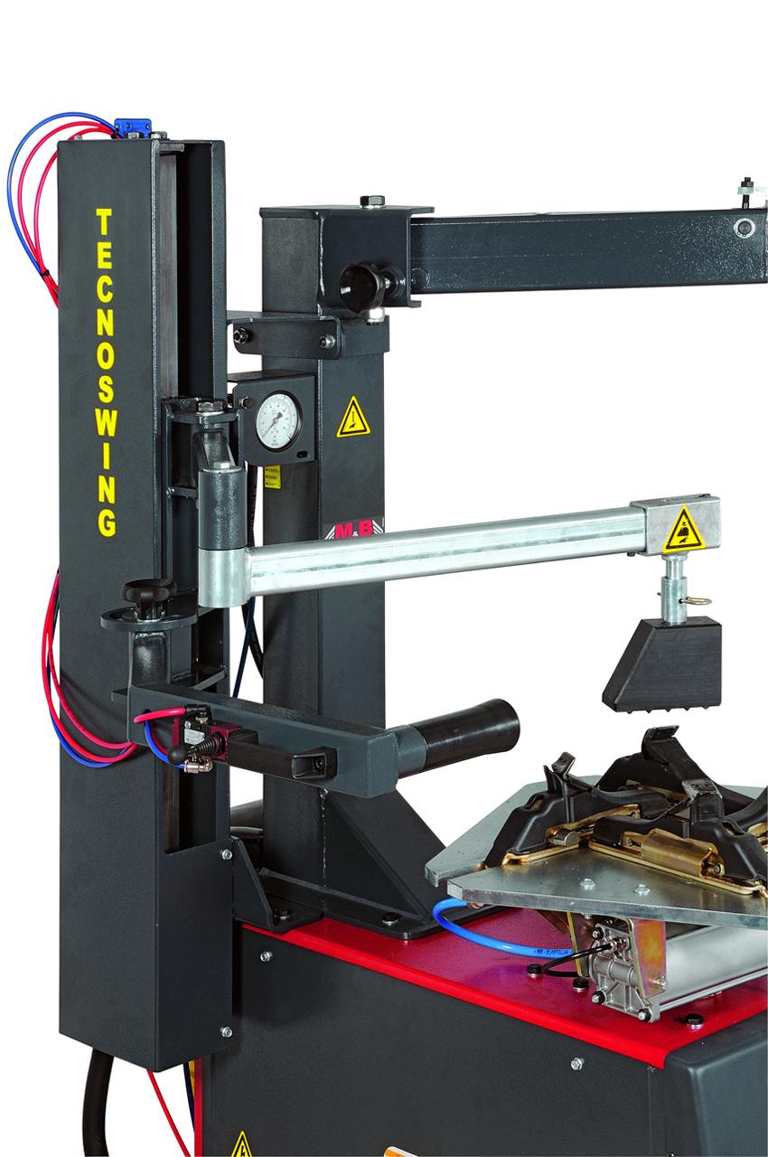 Пневматическое устройство для работы с низкопрофильными шинами