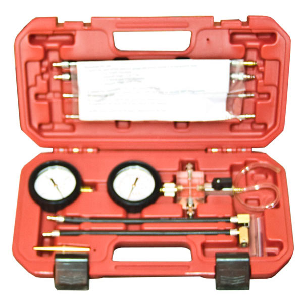 Тестер давления Common Rail для систем Bosch, VDO/Siemens, Delphi.