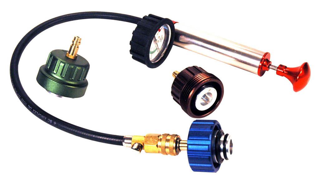 Тестер системы охлаждения BMW, Mercedes, VW, Audi
