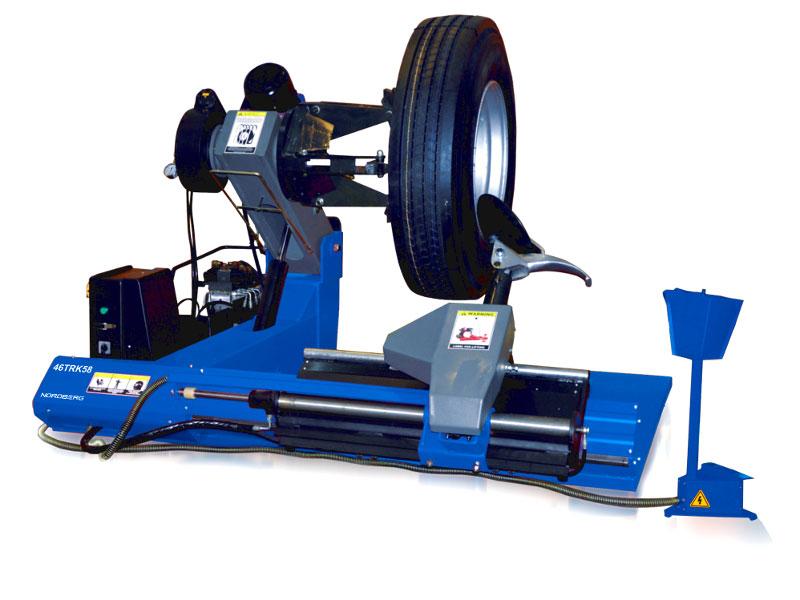 Универсальный электро-гидравлический шиномонтажный станок 48TRK