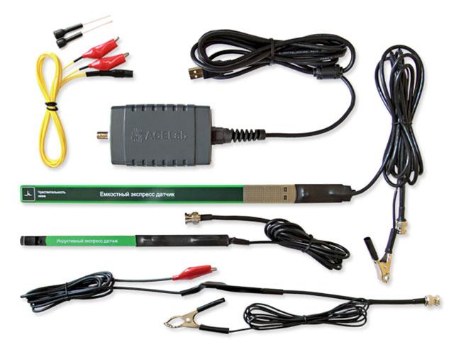 Компьютерная USB-приставка для оперативной диагностики системы зажигания
