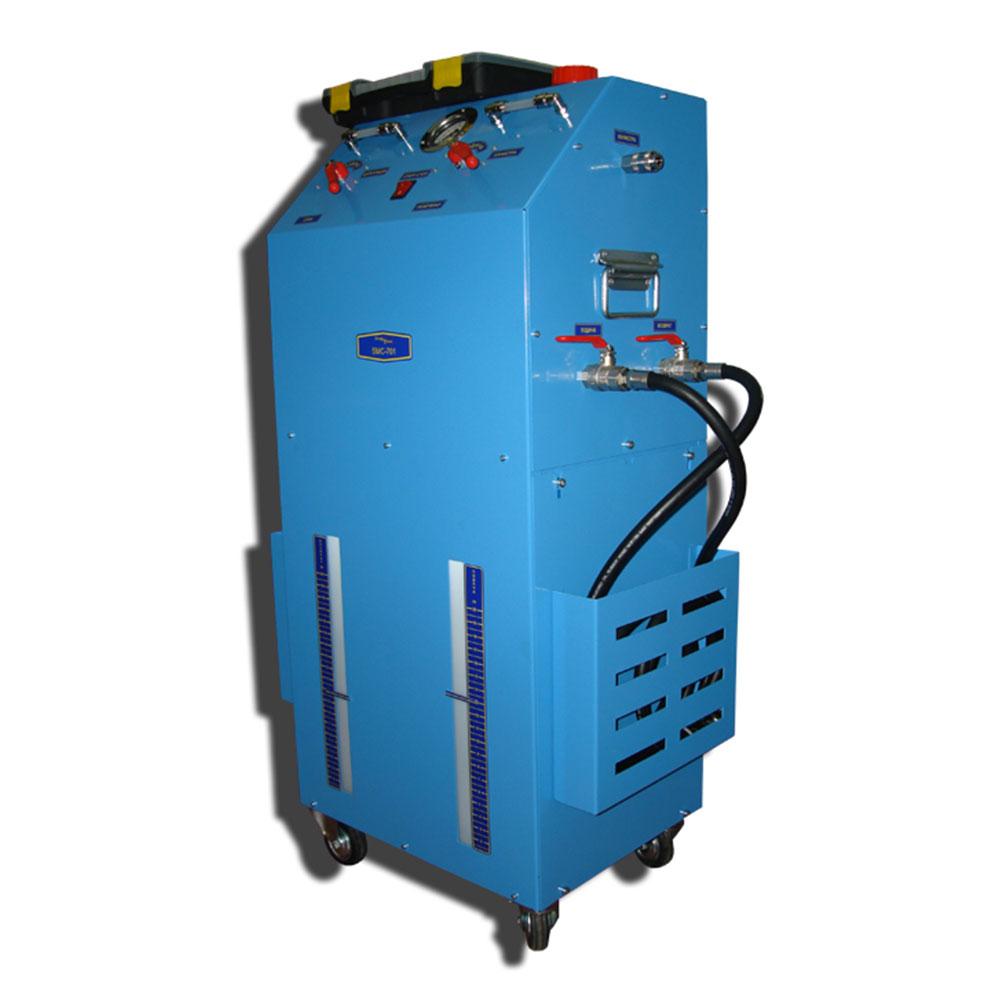 Установка для промывки масляной системы автоматической коробки передач и для замены жидкости ATF