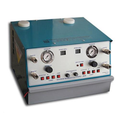 Автоматическая 2х-контурная установка для высококачественной промывки элементов топливных систем
