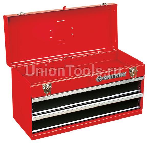 Ящик инструментальный 2 полки