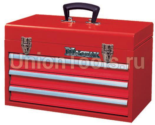 Ящик инструментальный 3 полки